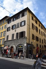 McDonald's in Florence on Via Guelfa and Via Camillo Cavour.jpg