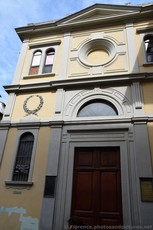 Seventh-Day Adventist Church in Florence on 12 Via Guelfa.jpg