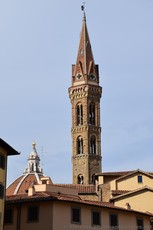 Florence Bell Tower of Badia Fiorentina.jpg