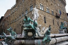 River Gods in Bronze Surround Neptune in the Fountain at Piazza della Signoria.jpg