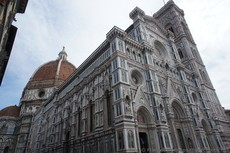 The Magnificent Florence Cathedral Looms Into View.jpg