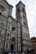 Giotto's Campanile Tower next to the Duomo of Florence.jpg